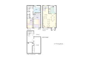 27 Thrang Brow, Chapel Stile, Floorplan