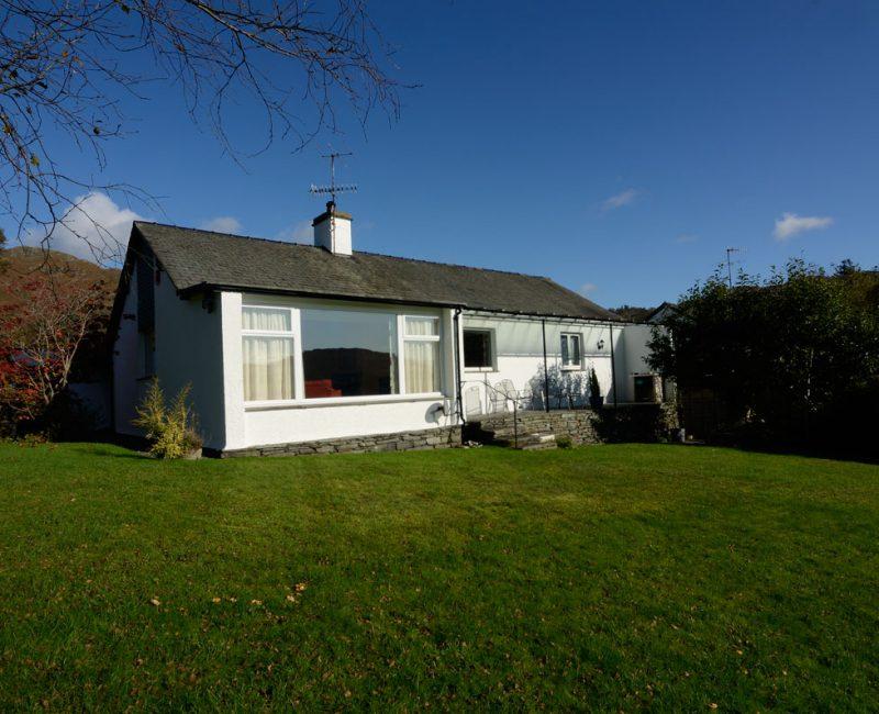 Anniversary Cottage, Elterwater, External