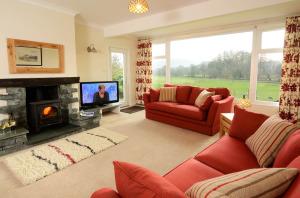 Anniversary Cottage, Elterwater, Lounge