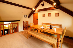 The Coach House at Neum Crag, Dining Area