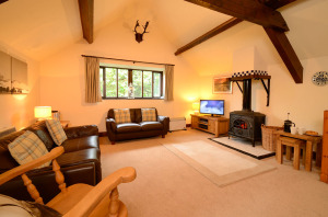 The Coach House at Neum Crag, Lounge