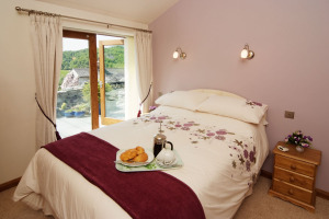 Damson View, Little Langdale, Bedroom