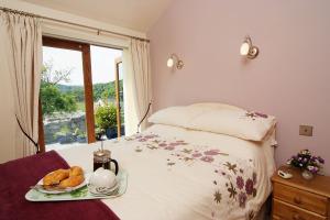 Damson View, Little Langdale, Bedroom