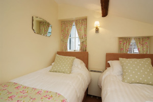 End Cottage, Chapel Stile Twin Room