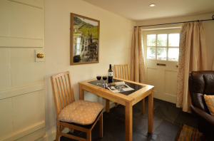 Fold Cottage, Outgate, Dining Area