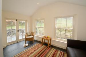 Fold Cottage, Outgate, Rear Sunroom