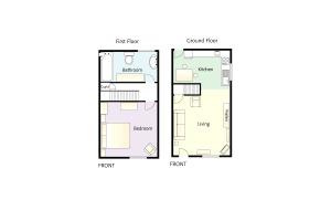 Inglewood Cottage, Chapel Stile, Floorplan