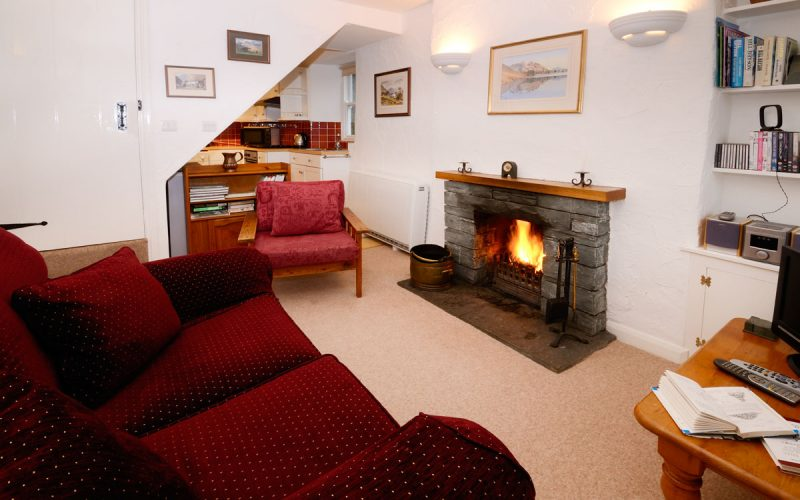 Inglewood Cottage, Chapel Stile, Lounge