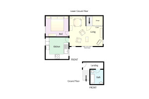 Jacks Nook, Chapel Stile, Floorplan