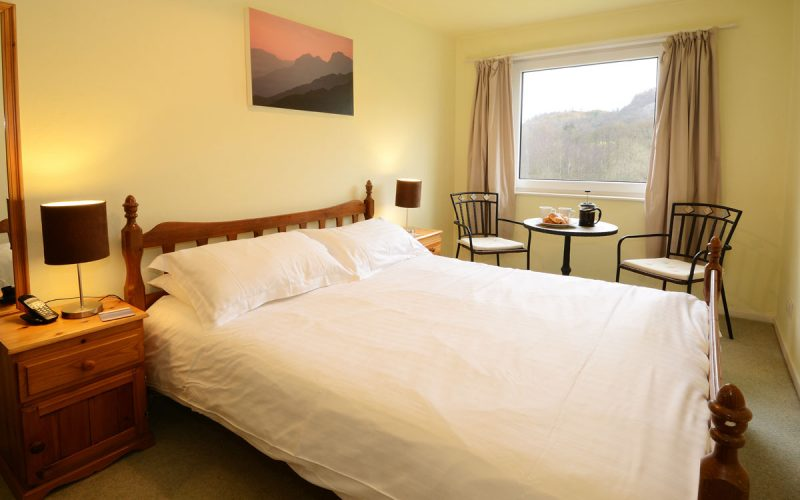 Jadians Nook, Chapel Stile, Double Bedroom