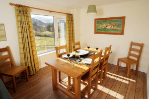 Lang Parrock, Little Langdale, Dining Room