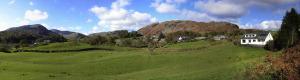 Lang Parrock, Little Langdale, Panorama