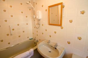Langstrath Cottage, Chapel Stile, Bathroom