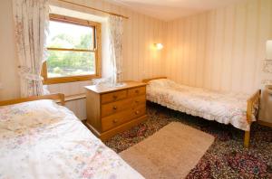 Langstrath Cottage, Chapel Stile, Twin Bedroom