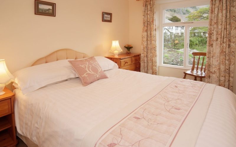Meadow View, Chapel Stile, Double Bedroom