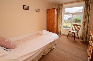Meadow View, Chapel Stile, Single Bedroom