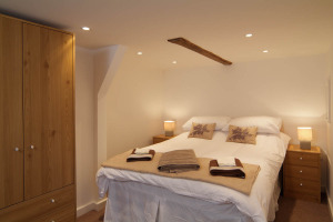 Orchard View, Grasmere, Double Bedroom