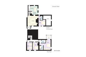Orchard View, Grasmere, Floorplan