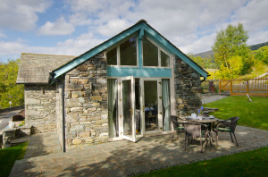 Overbeck, Ambleside, Patio