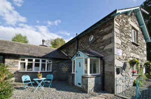 Overbeck, Ambleside, Front Seating Area