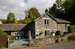 Overbeck, Ambleside, Front