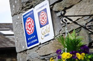 Overbeck, Ambleside, 5 Star Gold Award