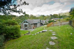 Overbeck, Ambleside, Rear Garden