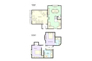 Overbeck, Ambleside, Floorplan