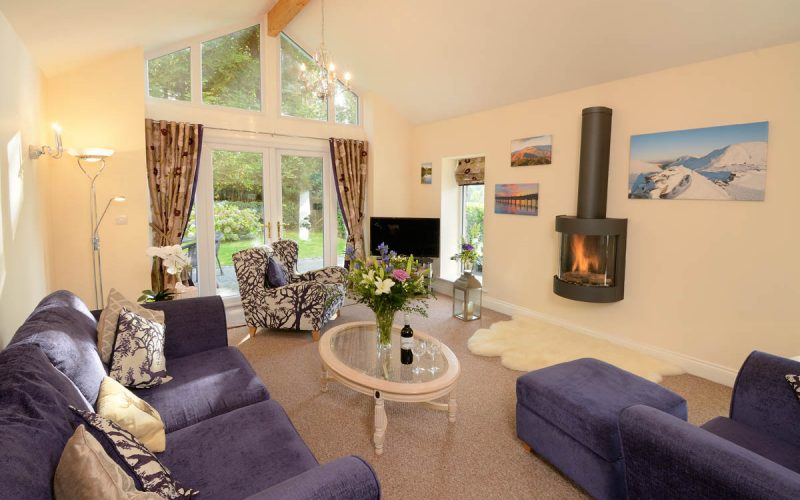 Overbeck, Ambleside, Lounge