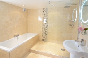 Overbeck, Ambleside, Bath / Shower Room