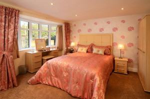 Overbeck, Ambleside, Double Bedroom