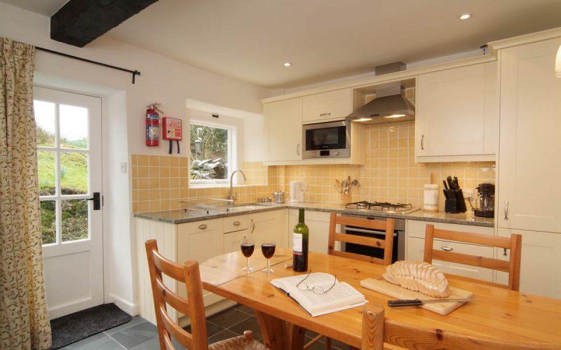 Pippins, Elterwater, Kitchen