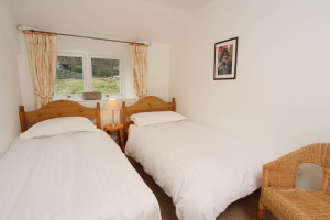 Pippins, Elterwater, Twin Bedroom