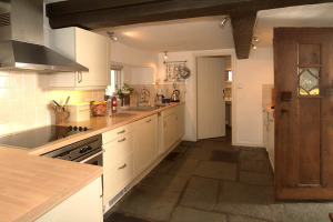 Priest End, Chapel Stile, Kitchen