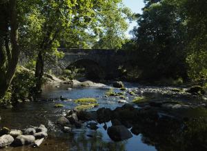 River Brathay, Skelwith Bridge