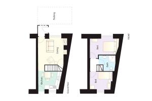 Rocklea, Ambleside, Floorplan
