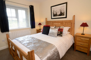 Rosegate Cottage, Elterwater, Double Bedroom