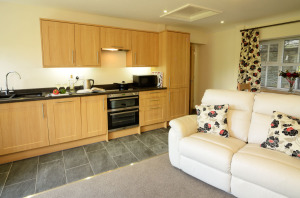 Rosegate Cottage, Elterwater, Lounge / Kitchen