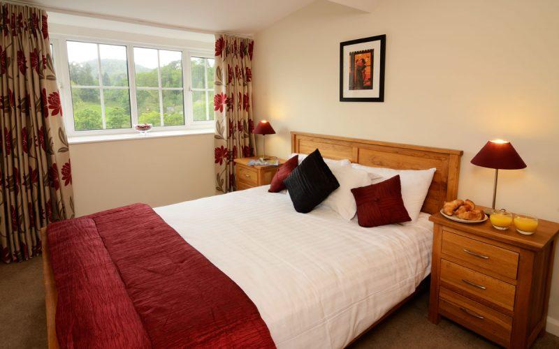 Rosegate House, Elterwater, Double Bedroom