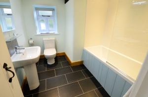 Stickle Cottage, Great Langdale, Bathroom