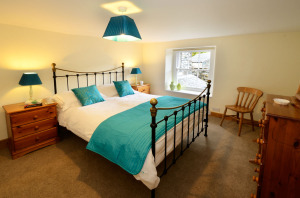 Stickle Cottage, Great Langdale, Double Bedroom