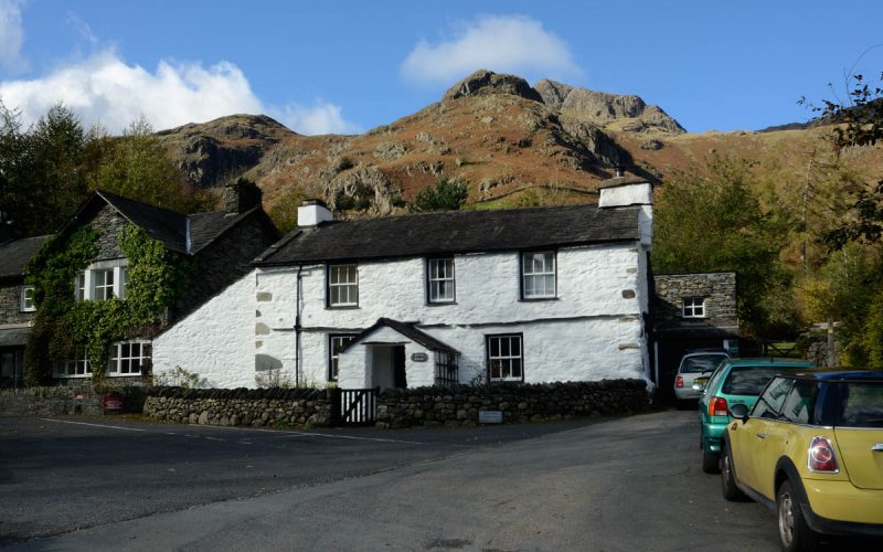 Stickle Cottage, Great Langdale, Exterior 02