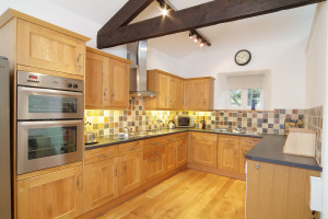 Stickle Cottage, Great Langdale, Kitchen
