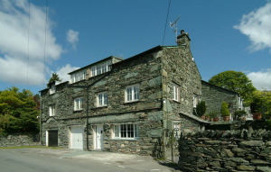 The Stables (Rosegate), Elterwater, Exterior 02