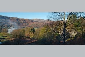 Woodland Crag, Grasmere, View, Winter