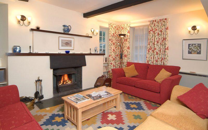 Woodland Crag, Grasmere, Lounge
