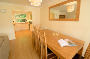 17 Thrang Brow, Chapel Stile, Dining area
