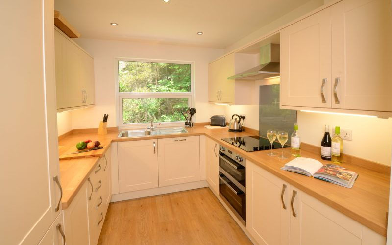 17 Thrang Brow, Chapel Stile, Kitchen