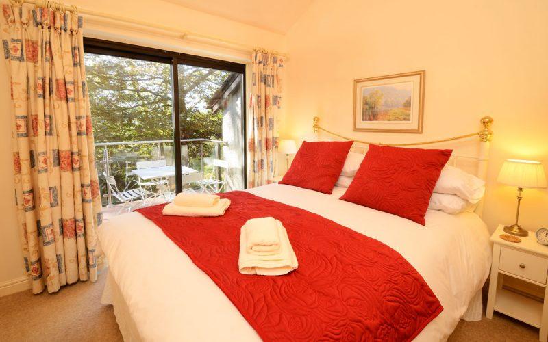 Pippins at Neum Crag, Bedroom