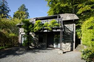 The Coach House at Neaum Crag, Exterior